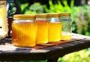 El peligro de la miel para bebés menores de un año